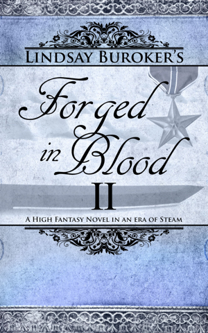 Forged in Blood 2 Cover