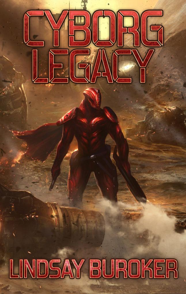 Cyborg Legacy Cover