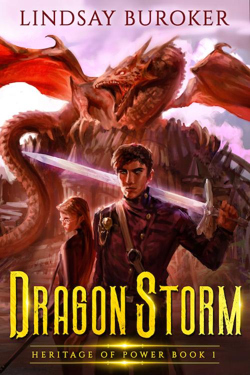 lindsay buroker dragon blood